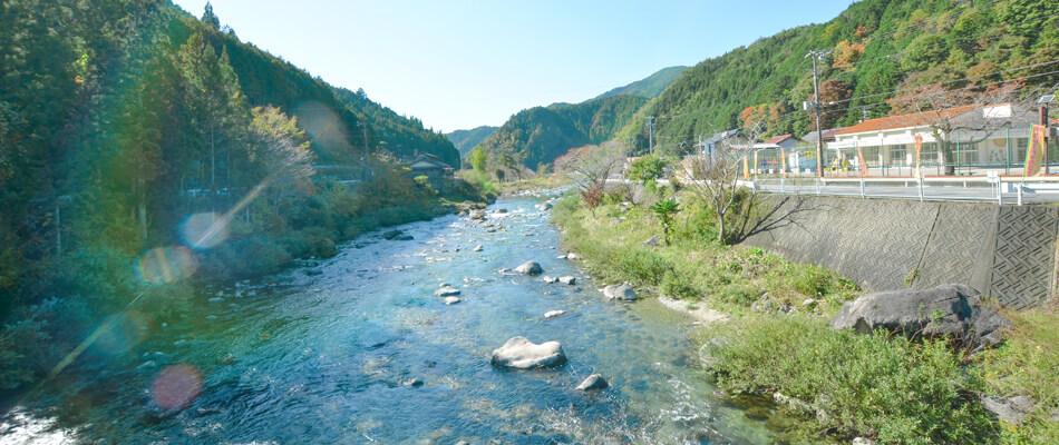 東白川村イメージ