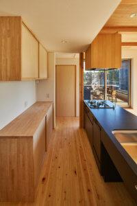 大きな窓が特徴的な二世帯住宅|東海市K邸_サンプル画像07