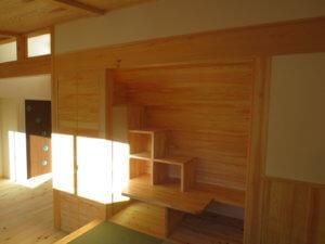 薪ストーブと木の温もり_サンプル画像03